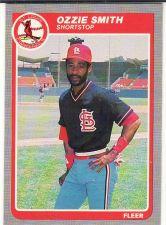 Buy 1985 Fleer #240 - Ozzie Smith - Cardinals