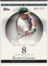 Buy 2007 Topps Moments & Milestones #88 - Bobby Crosby - Athletics