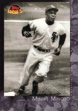 Buy 2001 Topps American Pie #103 - Minnie Minoso - White Sox