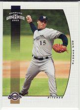 Buy 2005 Donruss Team Heroes #171 - Ben Sheets - Brewers