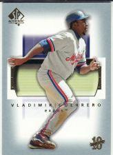 Buy 2003 SP Authentic #65 - Vladimir Guerrero - Expos
