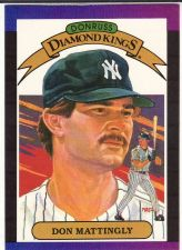 Buy 1989 Donruss #26 - Don Mattingly - Yankees