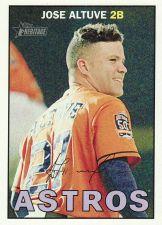 Buy 2016 Topps Heritage #470 - Jose Altuve - Astros