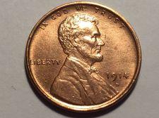 Buy 1914 D lincon head cent