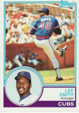 Buy 1983 Topps #699 - Lee Smith - Cubs