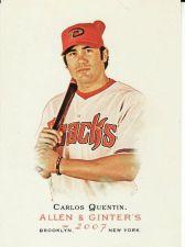 Buy 2007 Allen & Ginter #146 - Carlos Quentin - Diamondbacks