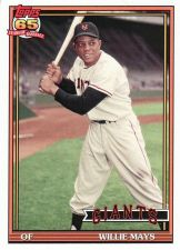 Buy 2016 Topps Archives #286 - Willie Mays - Giants