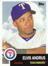 Buy 2016 Topps Archives #17 - Elvis Andrus - Rangers