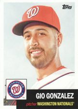 Buy 2016 Topps Archives #46 - Gio Gonzalez - Nationals