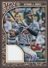 Buy 2015 Gypsy Queen Relics #GQR-JH - Jason Heyward - Braves