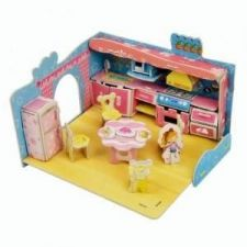 Buy 3D Super Puzzle - Kitchen