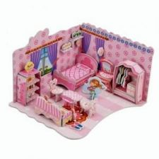 Buy 3D Super Puzzle - Bedroom