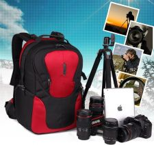 Buy Carrell back-open security capacity SLR Camera Backpack