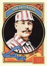 Buy 2014 Panini Golden Age #3 - Dan Brouthers - Tigers