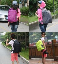 "Buy 7 color flyleaf SLR ""security"" photography backpack with rain cover"