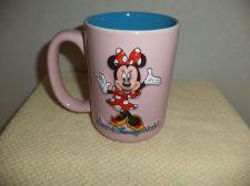Buy Minnie Mouse Embossed 3D Coffee Mug