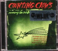 Buy COUNTING CROWS RECOVERING THE SATELLITES CD ALBUM 1996