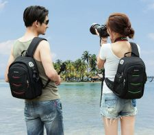 Buy NewDawn professional SLR Photography Shoulder Messenger Bag
