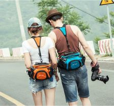 Buy NewDawn digital SLR camera shoulder messenger pockets