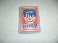 Buy New York Fire F.D. N.Y. Playing Cards