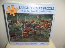 Buy Snow Days Jigsaw Puzzle
