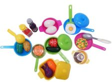 Buy 30 Pieces Cutting Playfood Vegetables Set (For Age 3 Years +)
