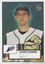 Buy 2006 Topps 52 Style #119 Jason Hammel