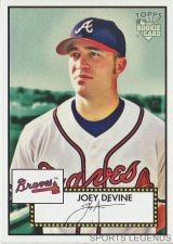 Buy 2006 Topps 52 Style #124 Joey Devine