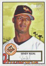 Buy 2006 Topps 52 Style #125 Sendy Rleal