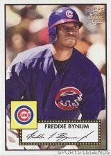 Buy 2006 Topps 52 Style #126 Freddie Bynum