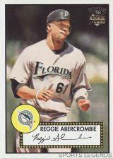 Buy 2006 Topps 52 Style #130 Reggie Abercrombie