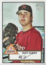 Buy 2006 Topps 52 Style #131 Matt Albers