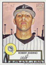 Buy 2006 Topps 52 Style #133 Robert Andino