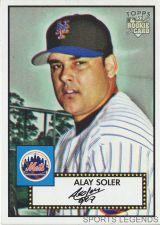 Buy 2006 Topps 52 Style #136 Alay Soler