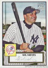 Buy 2006 Topps 52 Style #137 Wil Nieves