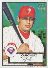 Buy 2006 Topps 52 Style #139 Carlos Ruiz