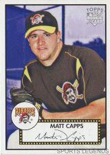 Buy 2006 Topps 52 Style #140 Matt Capps