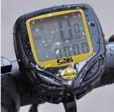Buy Wireless Digital Bicycle Speedometer Bike LCD Odometer Waterproof