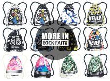 Buy Japanese original design simple wild Drawstring Backpack