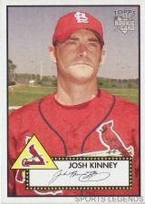 Buy 2006 Topps 52 Style #142 Josh Kinney