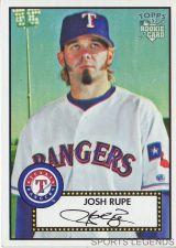 Buy 2006 Topps 52 Style #143 Josh Rupe