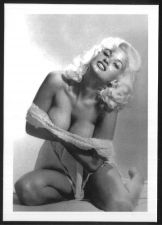 Buy ACTRESS JAYNE MANSFIELD BOSOMY BUSTY CLEAVAGE POSE 5X7 JM-14