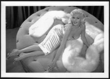 Buy ACTRESS JAYNE MANSFIELD BOSOMY BUSTY CLEAVAGE POSE 5X7 JM-21