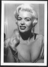 Buy ACTRESS JAYNE MANSFIELD BOSOMY BUSTY CLEAVAGE POSE 5X7 JM-26