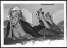 Buy ACTRESS JAYNE MANSFIELD BOSOMY BUSTY CLEAVAGE POSE 5X7 JM-27