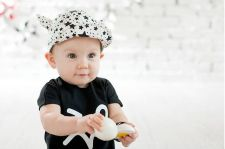 Buy Korean baby unisex summer baseball cap