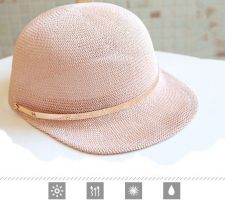 Buy Korean summer baseball cap flat-brimmed hat vintage dome
