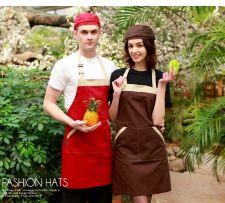 Buy unisex beret cap chef waiter hat