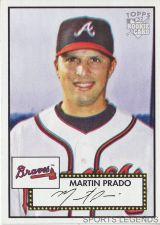 Buy 2006 Topps 52 Style #147 Martin Prado