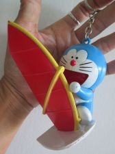 Buy Doraemon Robot Cat Ornament,Blue Figure Doll 4 in 10 cm Key Chain Japan Bag Decor